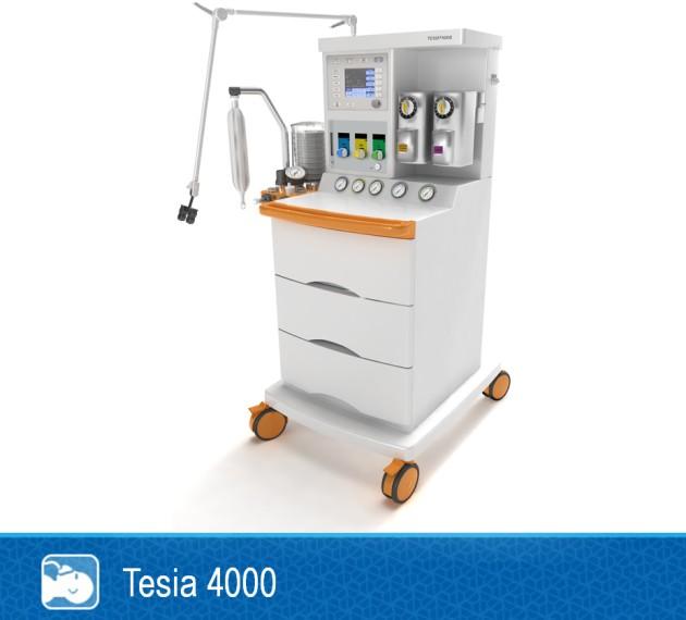 Aparelho de anestesia Tesia 4000