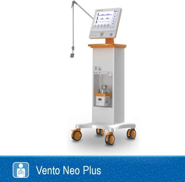 Ventilador Pulmonar modelo Vento Neo Plus