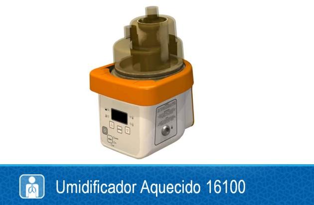 Umidificador Aquecido modelo 16100