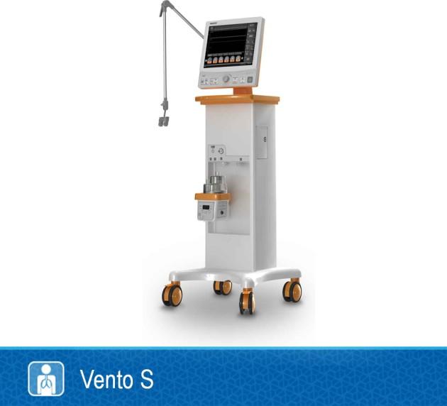 Ventilador Pulmonar modelo Vento S